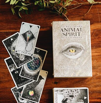 Animal spirit oracle