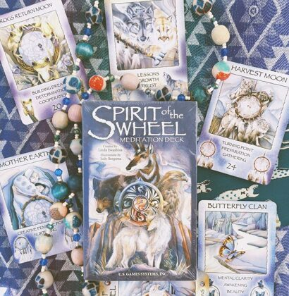 Spirit of the Wheel oracle