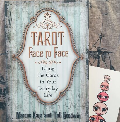Tarot - Face to Face