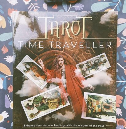 Tarot time-traveller