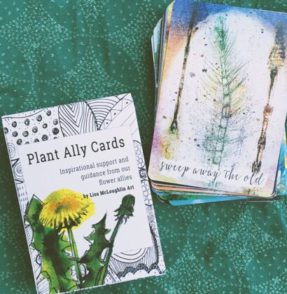 Plant Ally Cards