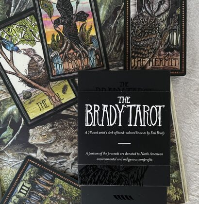 The Brady Tarot
