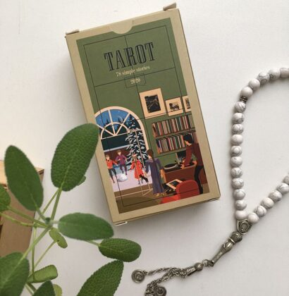 78 simple stories tarot