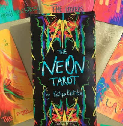 The Neon Tarot