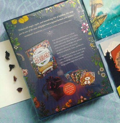 The Illustrated Herbiary (Collectible Box Set)