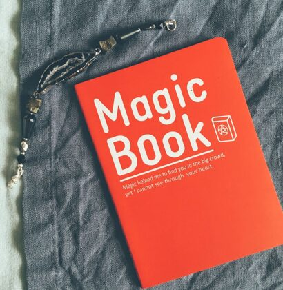 Блокнот Magic Book