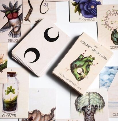 The Seeker's Lenormand