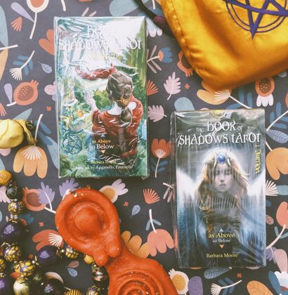 Book of Shadows tarot: volume 1 (As Above)